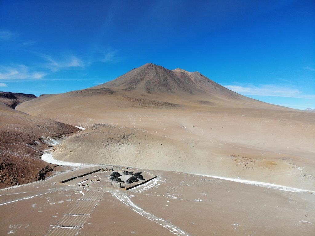 "Bolivian military ""Camp"""