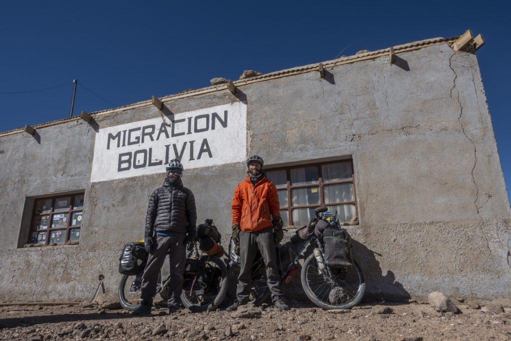 Wallets slightly lighter but Bolivian Visas in Hand