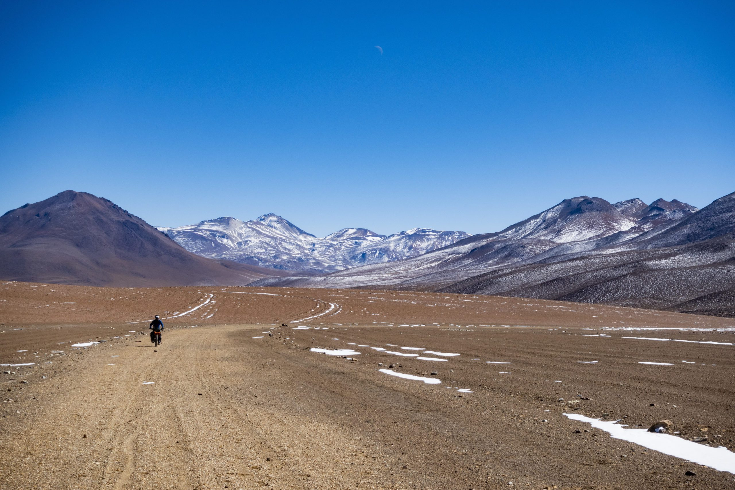 Solitude in the Altiplano