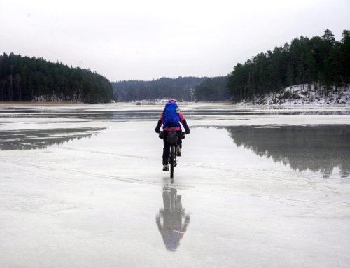 Riding The Swedish Snow