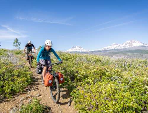 Riding the Oregon Timber Trail – 2021