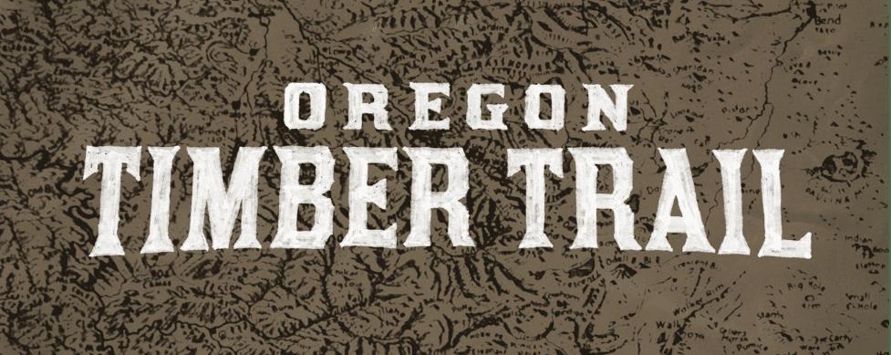 Oregon Timber Trail Banner