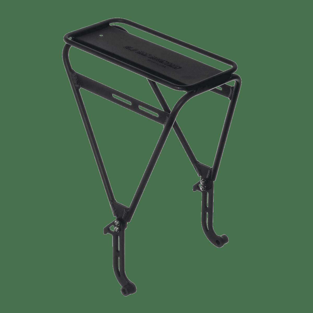 Classic bicycle cargo rack