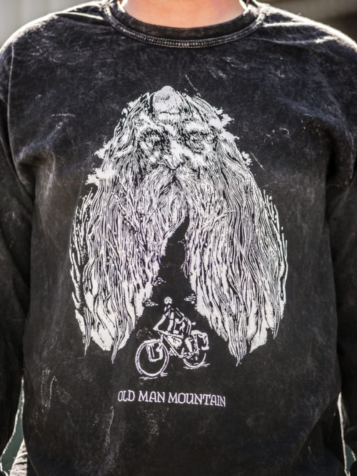 Old Man Mineral Washed Long Sleeve