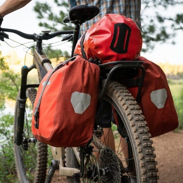 Designed for mountain, gravel and road bikes. Available for front or rear and work with all pannier styles and brands, big and small, such as @ortlieb_waterproof, @vaudesport, @swiftindustries, @northstbags and more! . . #mountainbiking #mtb #getoutside  #bikepacking #bikecamping #bicycles #bikecargorack #bikewander #fromwhereiride #travelbybike #biketouring #biketour #bikepacking #bicycletouring #travelbybike #explore #worldbybike #adventurecycling #cycletouring #getoutside #bikelife #pedalforever #bikepackinglife  #bicyclewayoflife #explore
