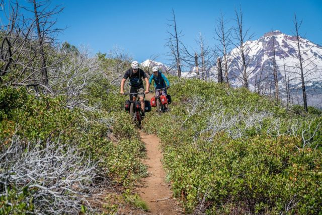 We're taking a company bikepacking trip next week! We're locking the doors to the shop and riding a section of the @oregontimbertrail going NW out of Bend. We'll be testing some prototypes, using some original OMM racks that have seen hundreds of days on the trail, and generally just getting stoked about our beautiful home trails.  . We'll have lots of photos and video from the trip to share later this summer. . Since we're going to be on the trail, we will be closed from July 5-9th. You can still place orders on the site and we aim to ship all orders out on Tuesday the 13th. #bikepacking #bikeracks #oregon #oregonoutdoors #oregontimbertrail #biketouring